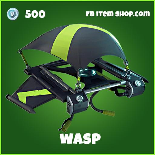 Wasp Glider 500 uncommon fortnite