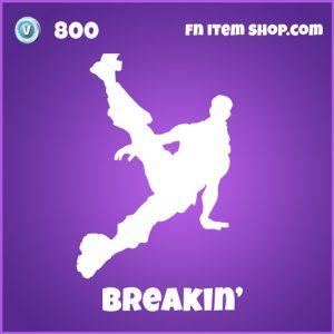 breakin' 800 epic emote fortnite