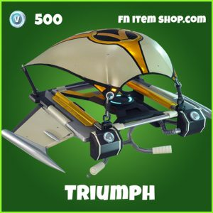 triumph 500 uncommon glider fortnite