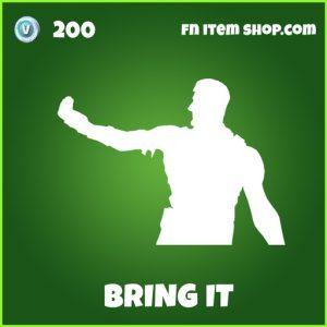 bring it 200 uncommon emote fortnite