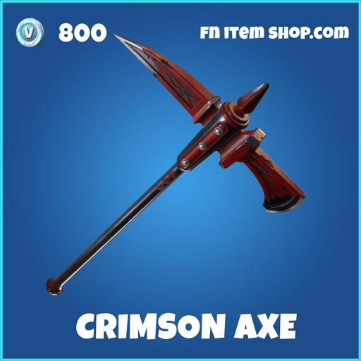 CrimsonAxe
