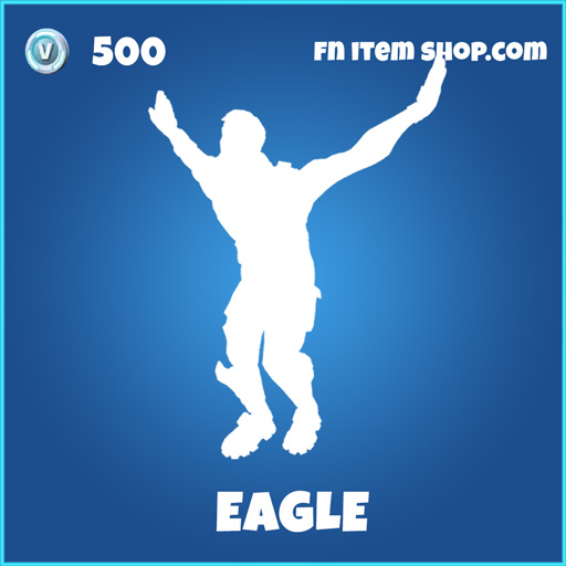 eagle rare emote 500 fortnite