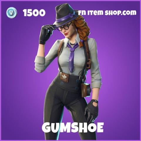 gumshoe 1500 epic skin fortnite