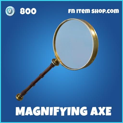 MagnifyingAxe