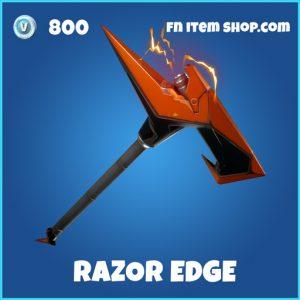 razor edge 800 rare pickaxe fortnite