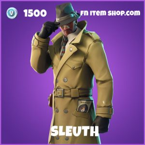 sleuth 1500 epic skin fortnite