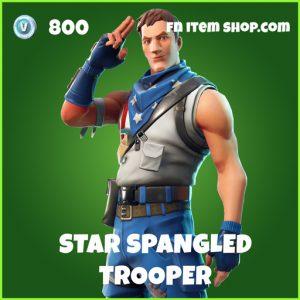 star spangled trooper 800 uncommon skin fortnite