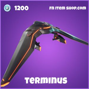 terminus 1200 epic glider fortnite