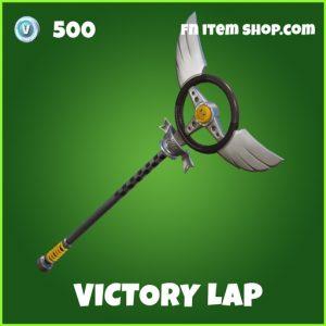 victory lap 500 uncommon pickaxe fortnite