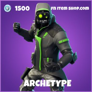 Archetype epic skin fortnite