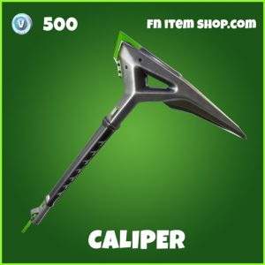 Caliper uncommon fortnite pickaxe
