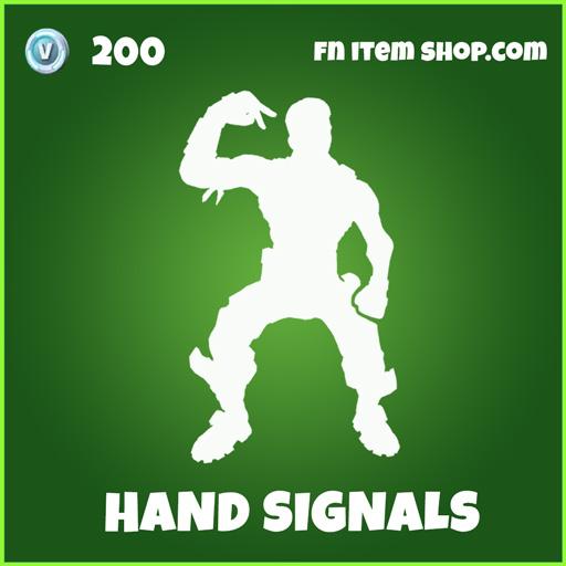 HandSignals