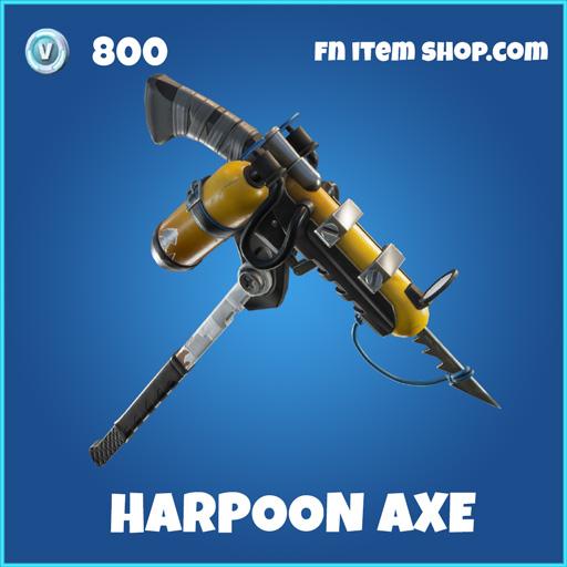 HarpoonAxe