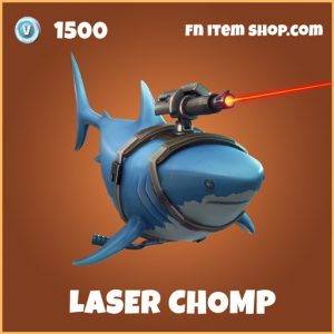 Laser chomp legendary glider fortnite