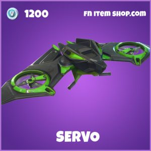 Servo epic glider fortnite