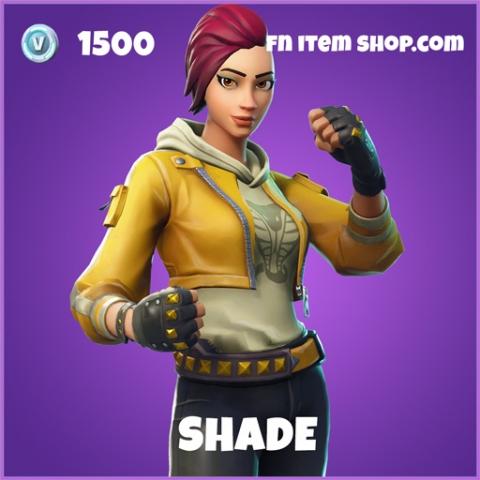 Shade epic fortnite skin