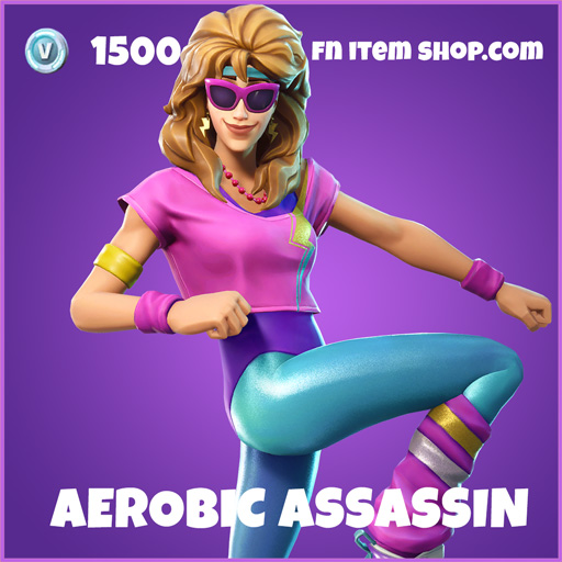 Aerobic-assassin
