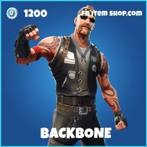 Backbone rare fortnite skin