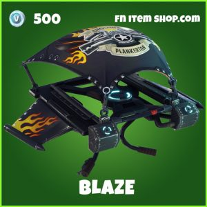 Blaze uncommon glider fortnite