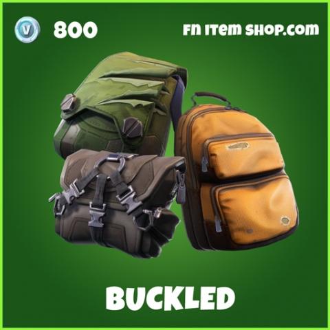 buckled uncommon fortnite backpack backpacks