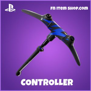 Controller epic fortnite pickaxe