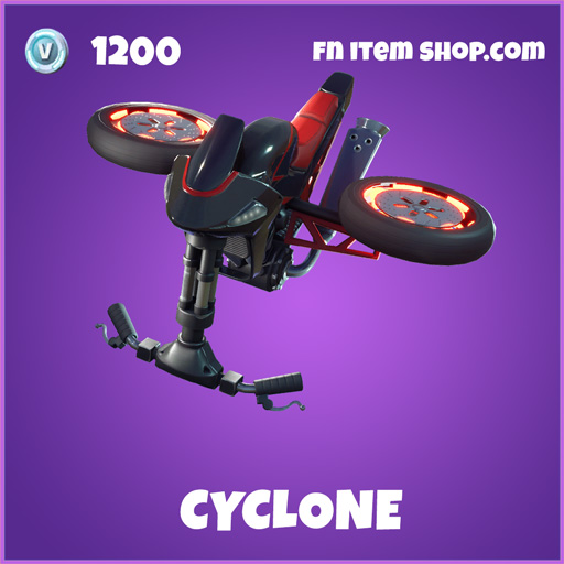 Cyclone epic fortnite glider