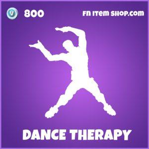 Dance therapy epic fortnite emote