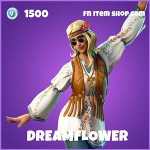 Dreamflower epic fortnite skin