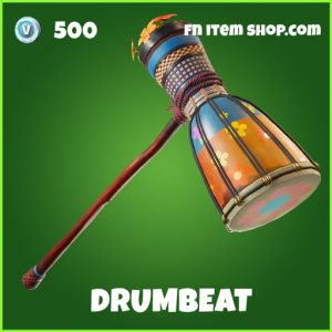 Drumbeat uncommon fortnite pickaxe