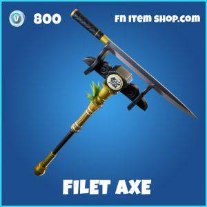 Filet Axe rare fortnite pickaxe