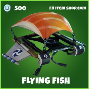 Flying Fish uncommon fish glider fortnite