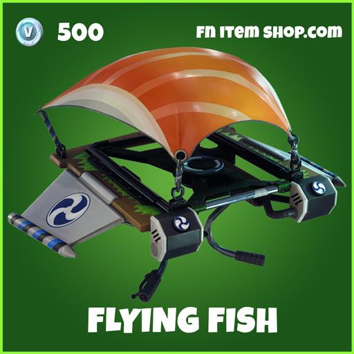 Flying Fish uncommon fish glider fortnite