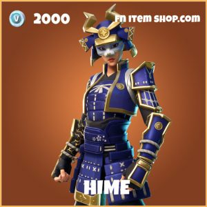 Hime legendary fortnite skin