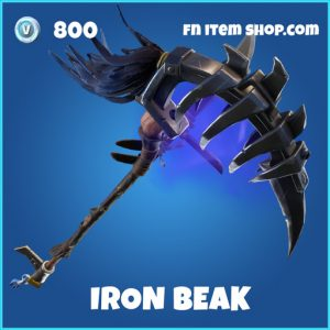 Iron beak rare fortnite pickaxe