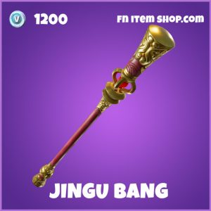 Jingu Bang Epic Fortnite Pickaxe