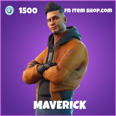 Maverick fortnite skin epic