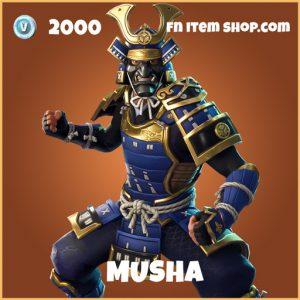 Musha legendary fortnite skin