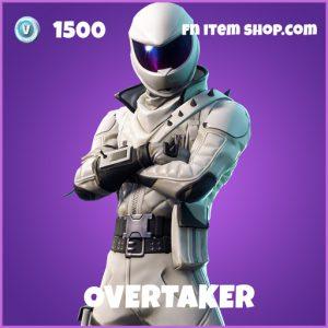 Overtaker epic fortnite skin