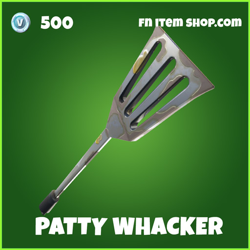 Patty-Whacker