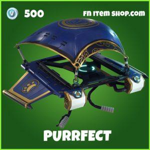Purrfect uncommon fortnite glider