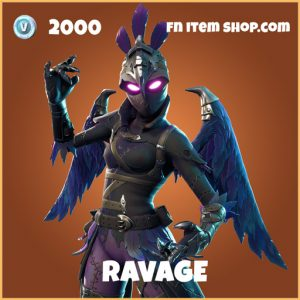 Ravage legendary fortnite skin