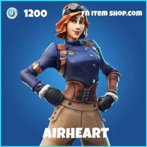 Airheart rare fortnite skin