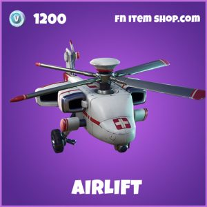 Airlift epic fortnite glider