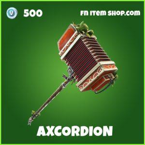 Axcordion Uncommon fortnite pickaxe