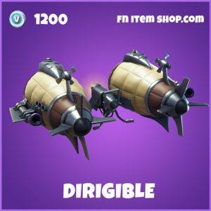 Dirigible epic fortnite glider