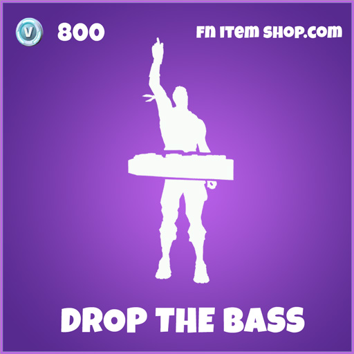 Drop-the-bass