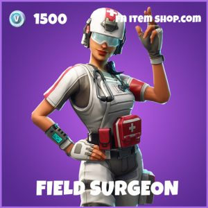 Field Surgeon epic fortnite skin