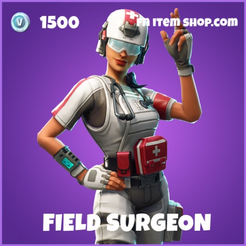 Field Surgeon epic fortnite skin