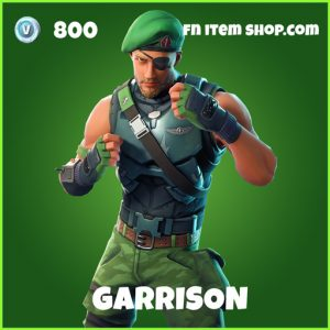 garrison Uncommon fortnite skin