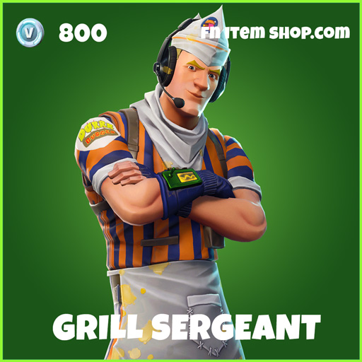 Grill-Sergeant